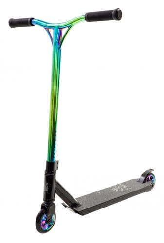 Blazer Pro Complete Outrun FX Scooter Neo Chrome