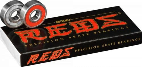Bones Bearings Reds 608 Set of 8