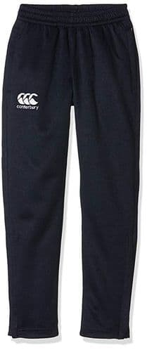 Canterbury Core Stretch Tapered Mens Stadium Pant Trouser Bottom Navy