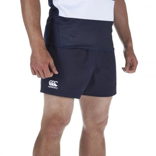 Canterbury Professional Cotton Rugby Shorts Mens Navy