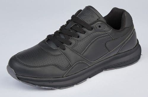 Dek Cosmos Superlight Lace Mens Sports Casual Trainer Shoes Black