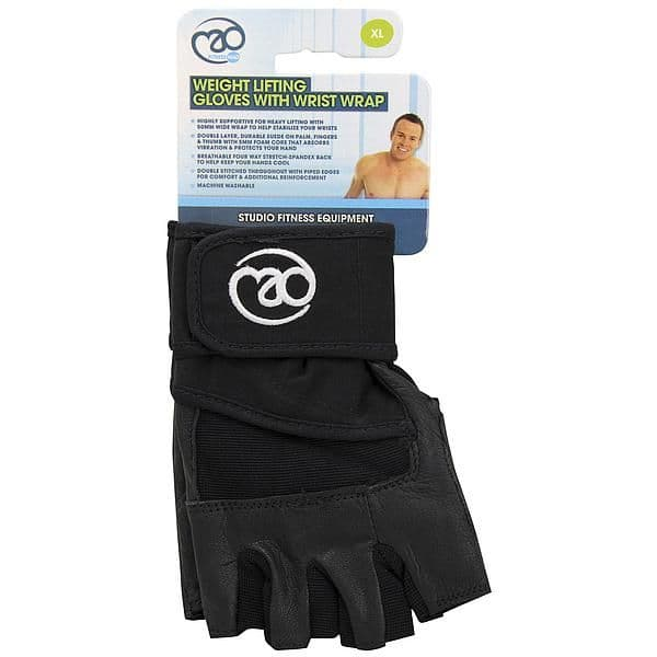 Fitness Mad Weight Wrist Wrap Gloves