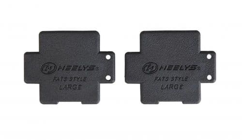 Heelys One Wheeled Heel Plugs Closure