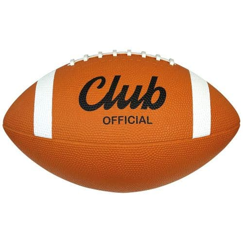 Midwest Club American Football Official Tan