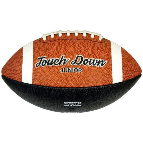Midwest Touch Down American Football Junior Tan