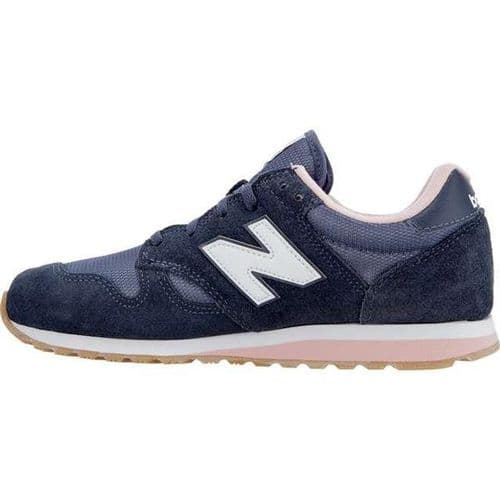 New Balance 520 Womens Running Sports Casual Trainer Shoes Navy Pink
