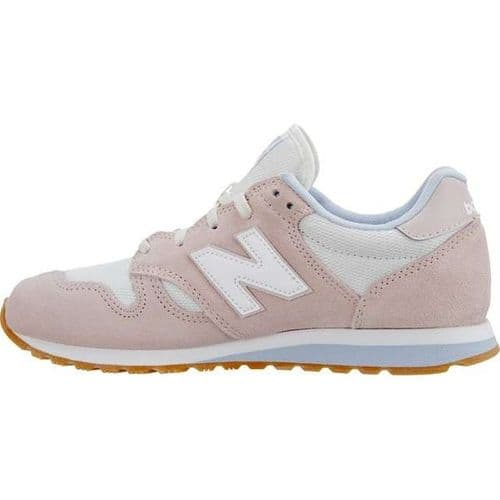 New Balance 520 Womens Running Sports Casual Trainer Shoes Pink