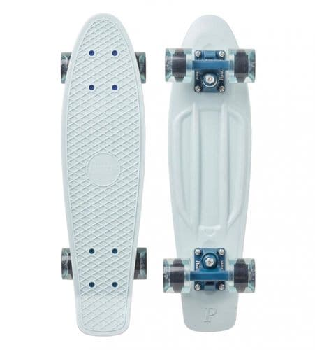 Penny Cruiser Ice Blue Complete Skateboard 22""