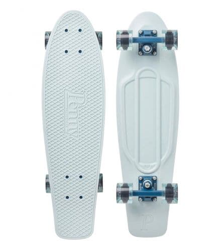 Penny Cruiser Ice Blue Complete Skateboard 27""