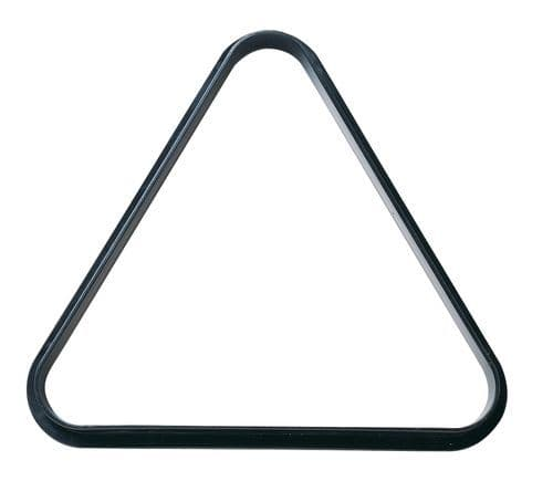 """Powerglide Pool & Snooker Plastic Triangle Ball Size: 2 1/4"""""""