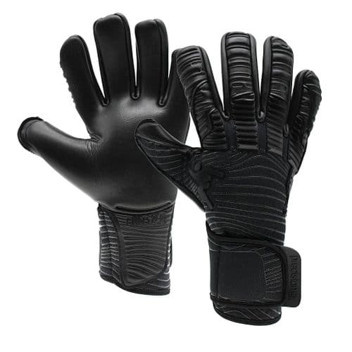 Precision Elite 2.0  GK Football Gloves Blackout Junior