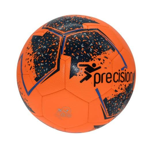Precision Fusion IMS Training Ball4 Fluo Orange/Blue/Royal/Grey