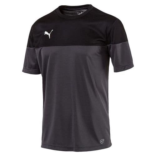 Puma ftblPLAY Mens Football Training Shirt Black