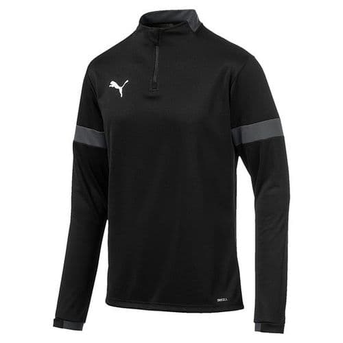 Puma Teen ftblPLAY 1/4 Zip Football Top