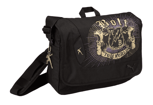 Puma Usain Bolt Performance Messenger Shoulder Bag