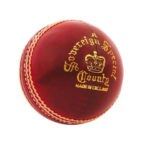 Readers Sovereign Special County 'A' Cricket Ball Mens