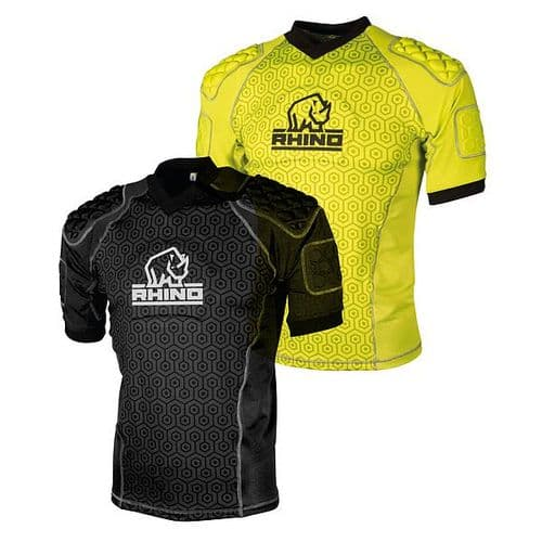 Rhino Pro Junior Rugby Body Protection Top