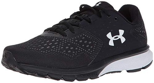 Under Armour UA Charged Rebel Womens Running Trainer Shoes Black