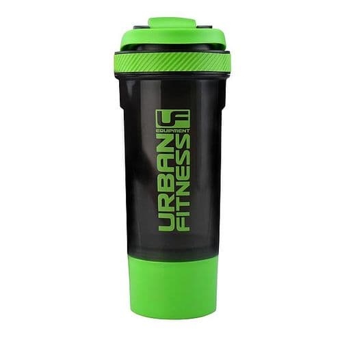 Urban Fitness 2 in1 Protein Shaker 700ml
