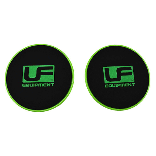 Urban Fitness  Core Gliding Discs 7inch (Set of 2)