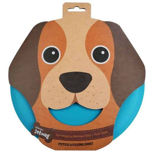 Waboba Jetwag Dog Flying Disc Fetch Toy