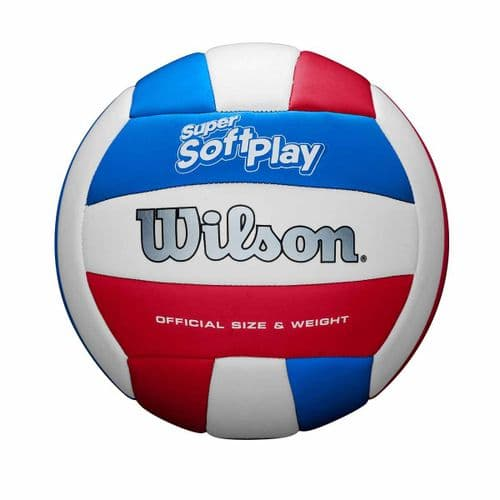 Wilson Super Softplay Volleyball Official Size