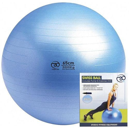 Yoga-Mad 300kg Fitness Swiss Ball
