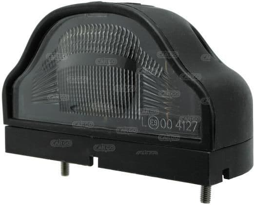 Conventional Numberplate Lamp