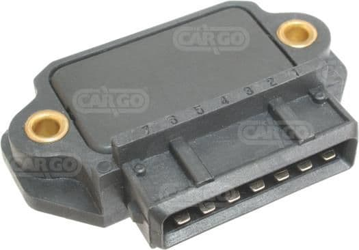 Fiat Talento , Ignition Module-150055