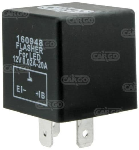 Flasher Relay 160948