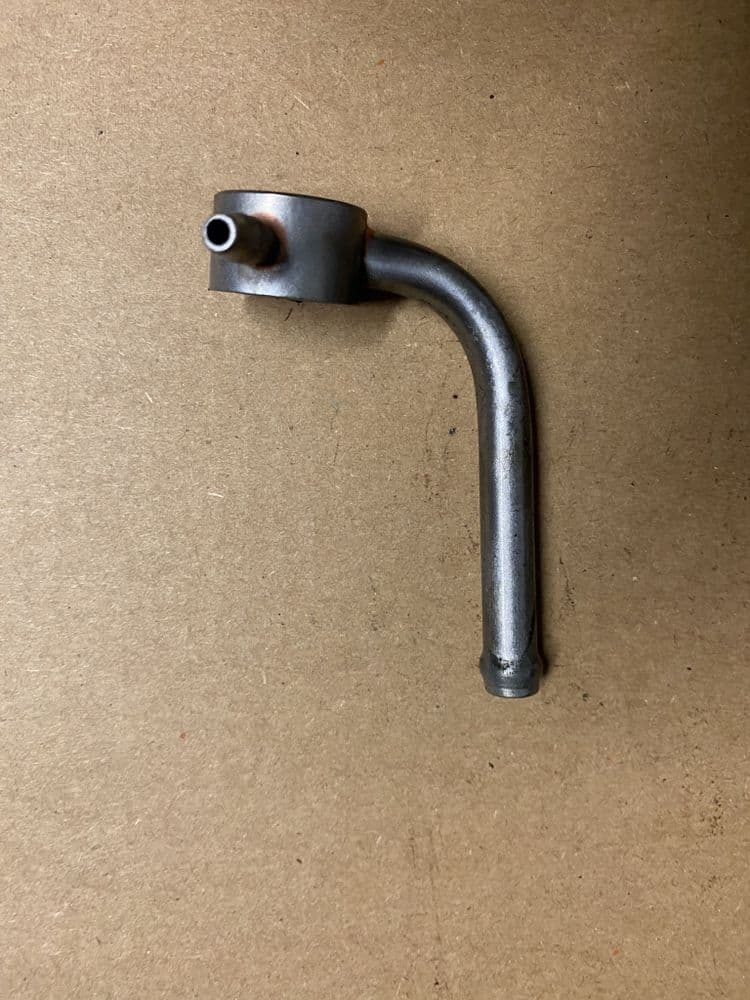 LANDROVER TDI RETURN PIPE