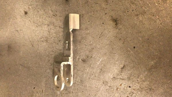 Landrover Throttle Lever 2 1/4 Diesel Injection Pump