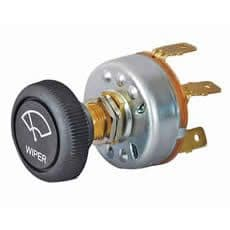 Rotary Wiper Motor Switch - 10A at 12V,Durite 0-646-50