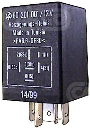 Time Delay Relay 160297