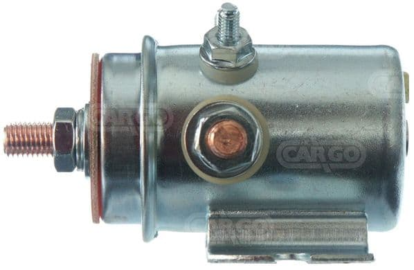 Universal 24V 6 Terminal M8 Changeover Solenoid 50 Amp Continuous - Winch 133617