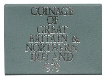 1979 Official Royal Mint Proof Set