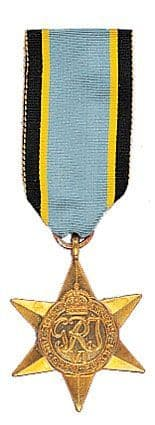 Air Crew Europe War Medal