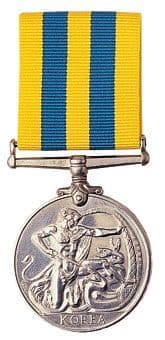 British Korean War Medals