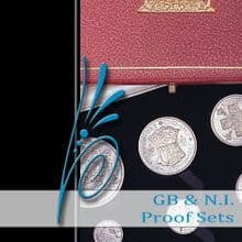 GB and NI Proof sets