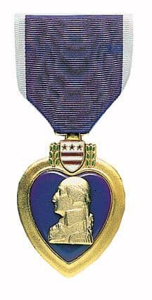 Original U.S. Purple Heart Medal