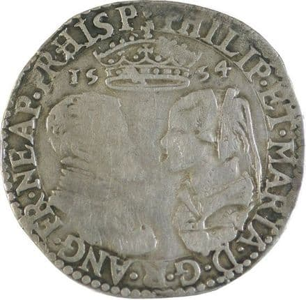 Philip and Mary Shilling 1554-1558
