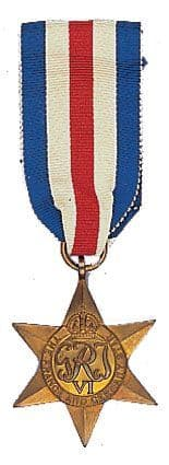 World War II France and Germany Star