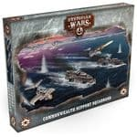 Dystopian Wars Commonwealth Support Squadrons