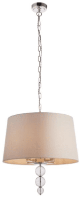 Darlaston 4 Light Pendant 40w
