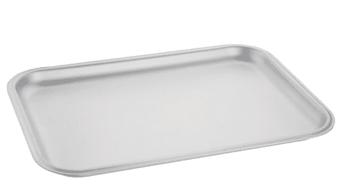 Aluminium Baking Tray 370 x 265mm