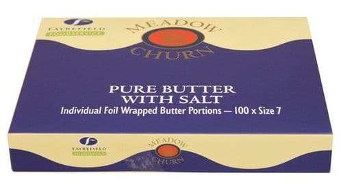 Butter Portions 100's
