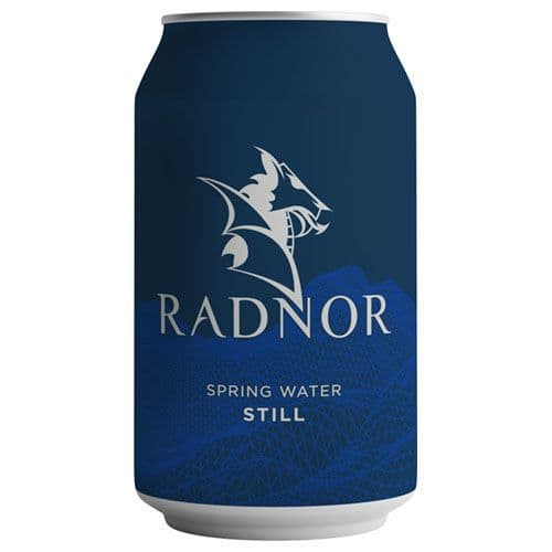 Canned Water 24x330ml