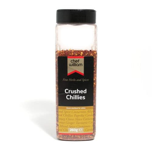 Crushed Chillies 260g