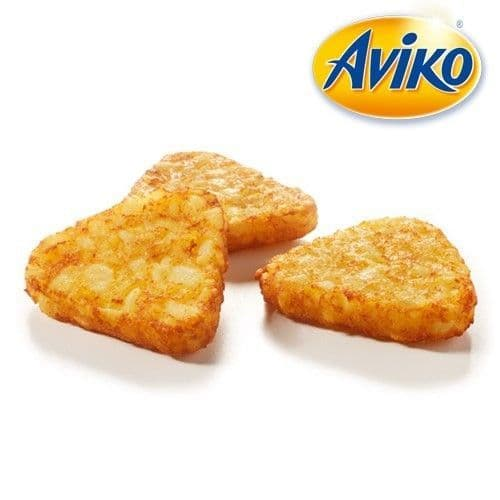 Frozen Large Triangle Hash Browns 2.5kg