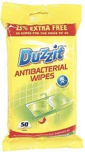 Wipes Anti-Bacterial 50 pack